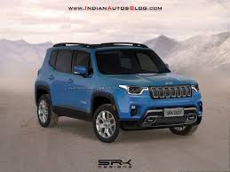 2018 jeep comanche pickup 2017 india bound 2018 jeep renegade rendered cars daily updated