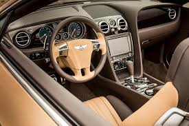 bentley cars inside 2016 bentley continental gt w12 convertible review autoweb