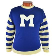 minneapolis millers 1938 hockey sweater ebbets field flannels