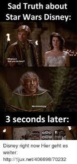 Star Wars Disney Meme - 25 best memes about deadpool star wars deadpool star wars memes