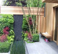 backyard fence decor the pleasant aspect of decorations diy