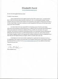sample recommendation letter for teacher colleague gallery