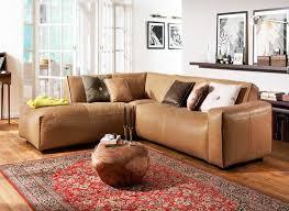 wohnzimmer wohnlandschaft leder ecksofa die attraktiven farben und beste material für