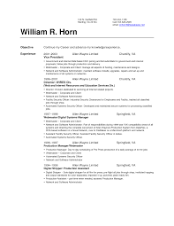 Resume Sample For Medical Assistant by Create Internet Resume
