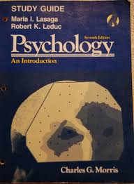 introduction to psychology study guide study guide for psychology an introduction maria i lasaga