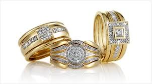 wedding rings at galaxy co cheap wedding ring sets warm wedding ring sets diamond gold