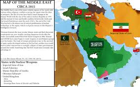 Middle East On Map by Map Of The Middle East Revolution Redux By Kitfisto1997 On