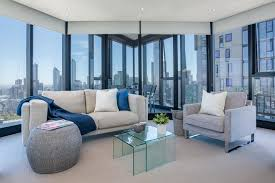 2 Bedroom Apartments Melbourne Accommodation Aria Hotel Apartments Southbank Melbourne Australia Booking Com