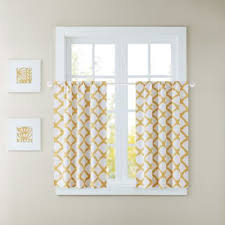 Curtains 46 Inches Long Buy 45 Inch Curtains From Bed Bath U0026 Beyond
