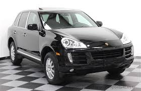 cayenne porsche 2010 2010 used porsche cayenne v6 awd navigation suv at eimports4less