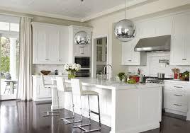 metal modern pendant light fixtures for elegant kitchen design