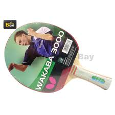 butterfly table tennis paddles butterfly wakaba 3000 fl shakehand table tennis racket