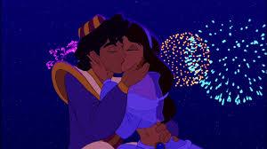 image aladdin jasmine u0027s kiss jpg heroism wiki fandom