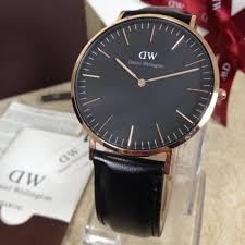 Beda Jam Tangan Daniel Wellington Asli Dan Palsu wow ini daftar harga jam tangan daniel wellington terbaru 2018