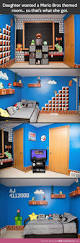 Mario Bros Wall Stickers Best 25 Mario Room Ideas Only On Pinterest Super Mario Room