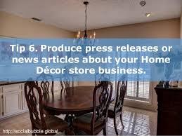 10 effective online branding tips for home decor store business