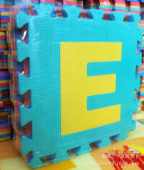 ikea baby crawling mat game pad children eva foam floor puzzle