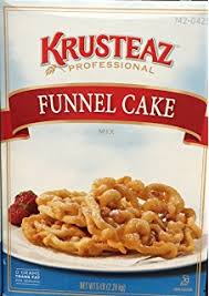 amazon com funnel cake mix professional krusteaz 5 box 2 count