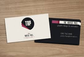 Business Cards Ideas For Graphic Designers 35 Creative And Most Beautiful Business Card Design Examples