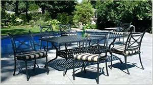 cast iron patio furniture for sale socielle co