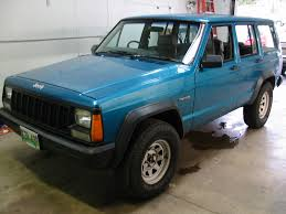jeep cherokee blue 1994 factory right hand drive jeep cherokee se japan pdx imports