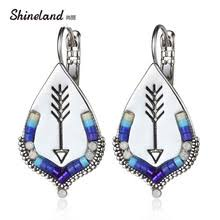 Costume Jewelry Unique Beaded Design Buy Unique Beaded Earrings And Get Free Shipping On Aliexpress Com