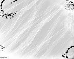 free black and white floral border backgrounds for powerpoint
