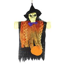Halloween Witch Props Online Shop Halloween Ornaments Skull Witch Wright Scarlet