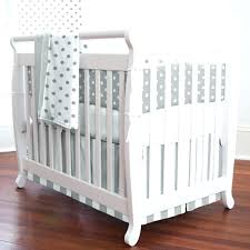 Convertible Crib Bedding Fresh Light Grey Crib For 54 Light Blue And White Crib Bedding