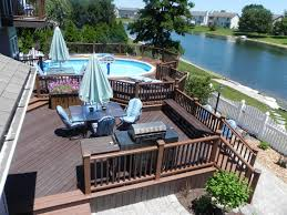Trex Benches Trex Decks View Our Gallery Of Trex Decking Indianapolis Deck