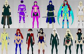 female superhero creator