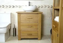 Bathroom Cabinet With Towel Rack Extraordinary Oak Bathroom Cabinet Oak Bathroom Cabinet With Towel
