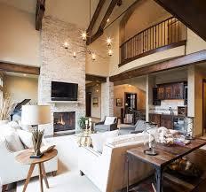 Wohnzimmer Einrichten Landhausstil Ansprechend Rustikale Wohnzimmer Ideen Glamourös Rustikales