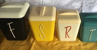 retro kitchen canisters gumtree australia free local classifieds