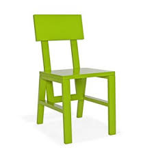 Plastic Wood Chairs Bright Local And Sustainable Wood Furniture By Staach Dwell