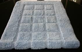 Luxe Microfiber Chenille Bath Rug Rugs Soft And Smooth Fieldcrest Bath Rugs For Modern Bathroom