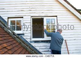 installing a energy efficient replacement glazed