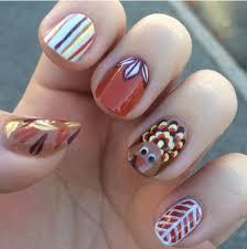 21 thanksgiving nail designs from nailspiration
