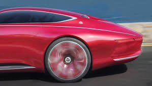 mercedes maybach vision mercedes maybach 6 750hp interior exterior and drive