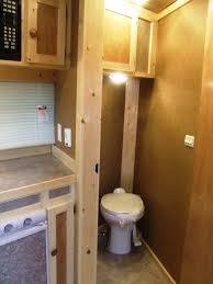 Cargo Trailer With Bathroom 4 U0027 Sw Toilet Model