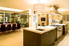 Open Plan Kitchen Living Room Lighting - open plan faqs real homes