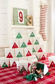 22 fun and easy to make diy christmas advent calendars