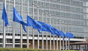 European Flags Images Pew Poll Finds European Union More Unpopular Across Europe Time
