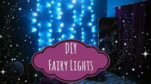 diy lights room decor