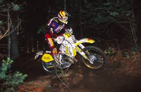 history of motocross racing dirt bike magazine the weekly feed kevin hines u0026 the cre honda