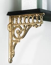 awesome decorative shelving brackets wall shelves faamy