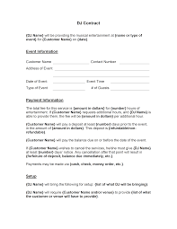 cancel contract letter resume examples for jobs with little experience