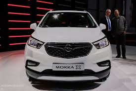 opel mokka interior 2016 opel mokka x priced in germany from u20ac18 990 autoevolution