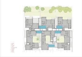 gallery of black u0026 white house agi architects 11