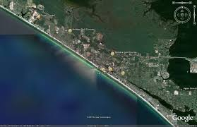 Map Of Panama City Beach Florida by Beach Homes Panama City Beach